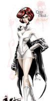 Early Queen Etherea REDUX by SpookyChan