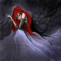 In Her Darkest Hour... by SpookyChan