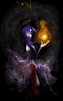 g h o s t by SpookyChan