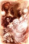 Labyrinth -Glow Edition by SpookyChan
