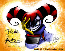 -Reala for Astrima- by SpookyChan