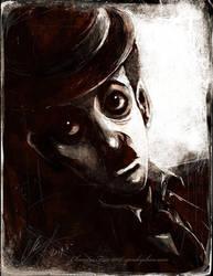 Chaplin - Commission by SpookyChan