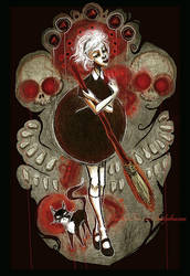 The Chilling Adventures of Sabrina by SpookyChan