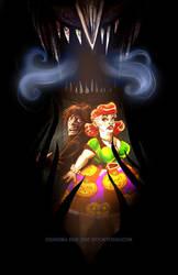 HalloweenMan Cover - Hallowtide Part 1 by SpookyChan