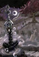 In the Graveyard- brighter ver by SpookyChan