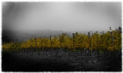 Vinum Autumni by AzraelSeelensammler