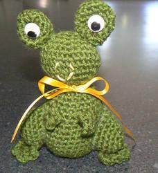 Froggie by Chookums