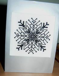 Snowflake by Chookums