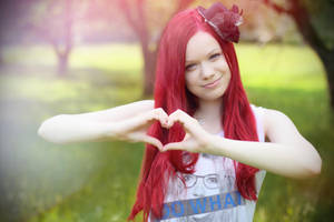 My Big Heart by lightlanaskywalker