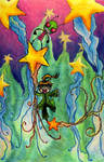 IZ: GTFO my star FINIS by Skitterklat