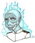 :Commission: Villain by Akkai