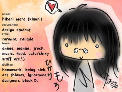 Random Deviantart ID by kiuuri