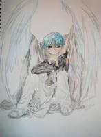 White Wing Bearer by kiuuri
