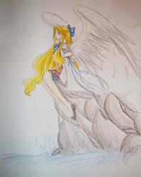 Angelic Hope by kiuuri