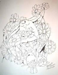 Mokona Modoki, puu by kiuuri
