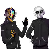 Daft Punk by SuperKusoKao