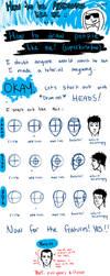 How to draw like ME by SuperKusoKao