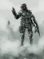 armor concept 3 by SuperKusoKao