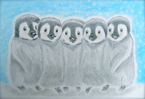 Let's Huddle Together by Noellisty