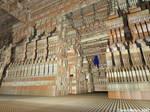 Inside the Sierpinski Temple by MakinMagic