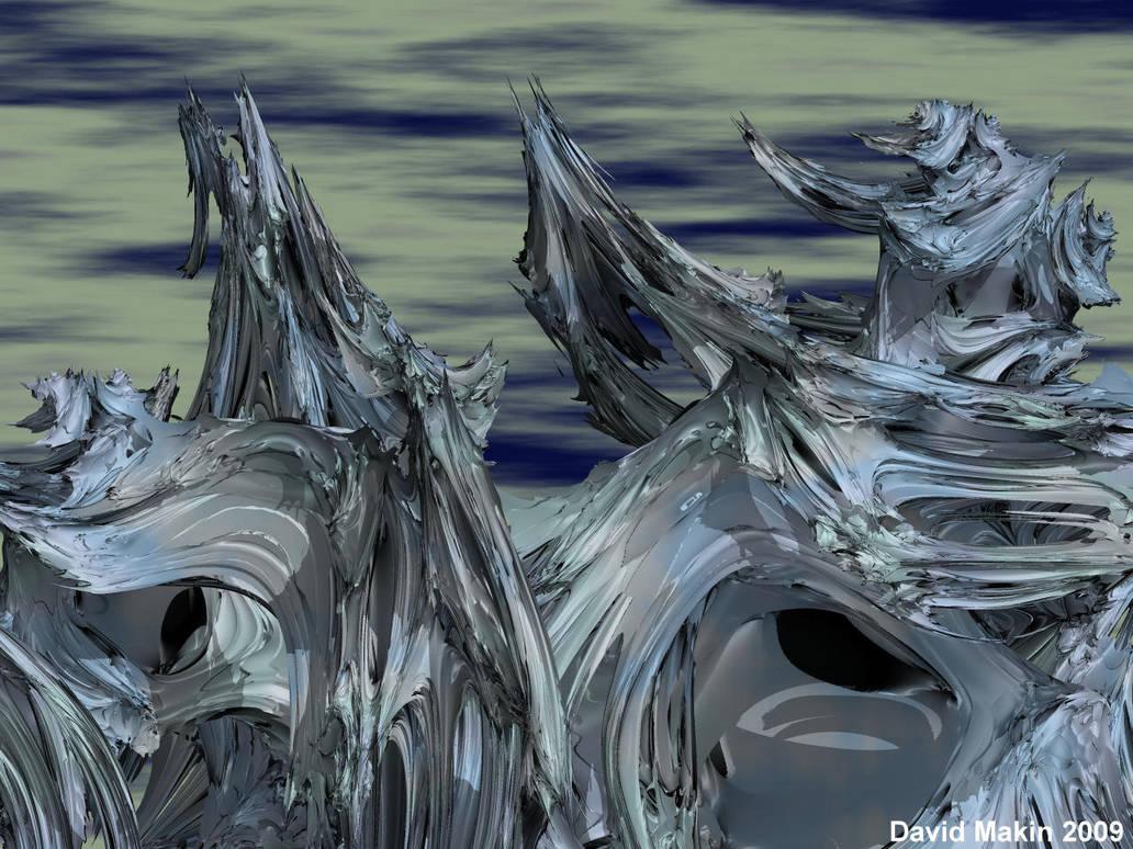 Under Alien Skies by MakinMagic