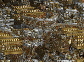 New Rome by MakinMagic