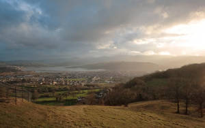 The light over Conwy by MakinMagic