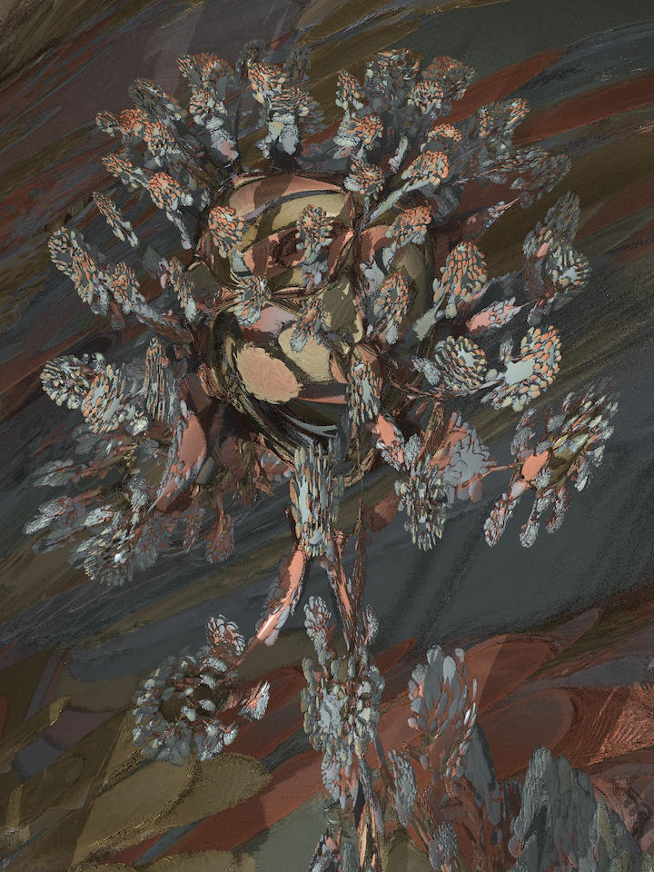 Cybertree by MakinMagic