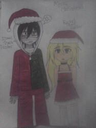 Merry Christmas by heyiamsparks