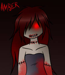 Amber by heyiamsparks