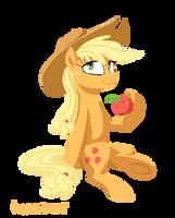 Applejack by pondis-dant