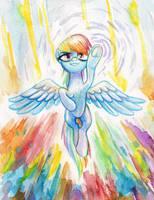 rainbow dash by pondis-dant
