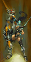 Fremere's Guard Evo6 by JenZee