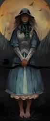 Katniss by JenZee