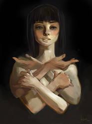 Nico Robin by JenZee
