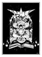 Pyre: Black Magic by JenZee