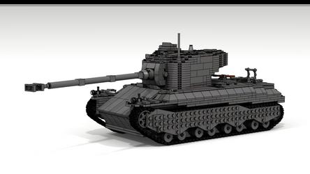 M6A2E1-2 Heavy Tank by NeyoWargear