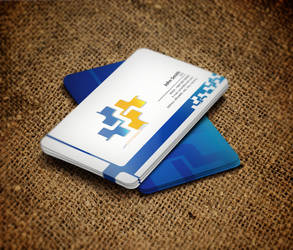 Peak Visiting Card by deskdesign1