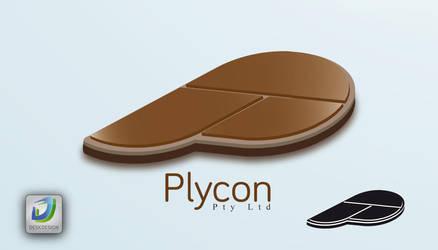 Ply con Logo-2 by deskdesign1