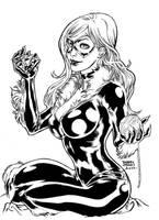BlackCat Inked by KingVego