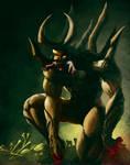 Demonic Appetite by KingVego