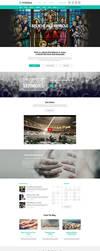 Bethlehem - Church WordPress Theme by bcubepl