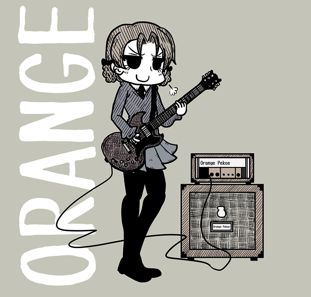 Orange amp pekoe by Genkidown