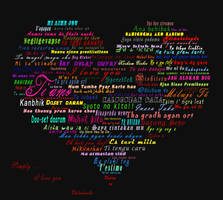 99 x love by Chilik