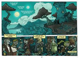 it begins page 1 by travisJhanson
