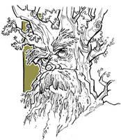 treebeard by travisJhanson