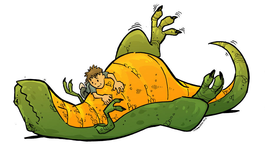 the tummy rub by travisJhanson