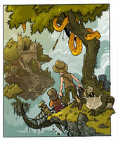 The Adventure... by travisJhanson