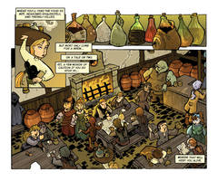 the Bean a Fantasy story 1.2 by travisJhanson