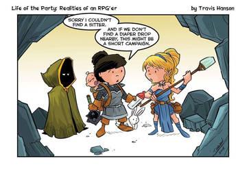 Parental gaming  by travisJhanson
